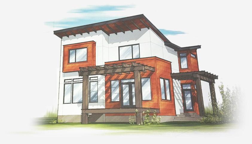 Проектируем дома под заказ