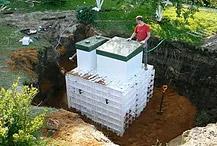 Установка локальных канализационных станций