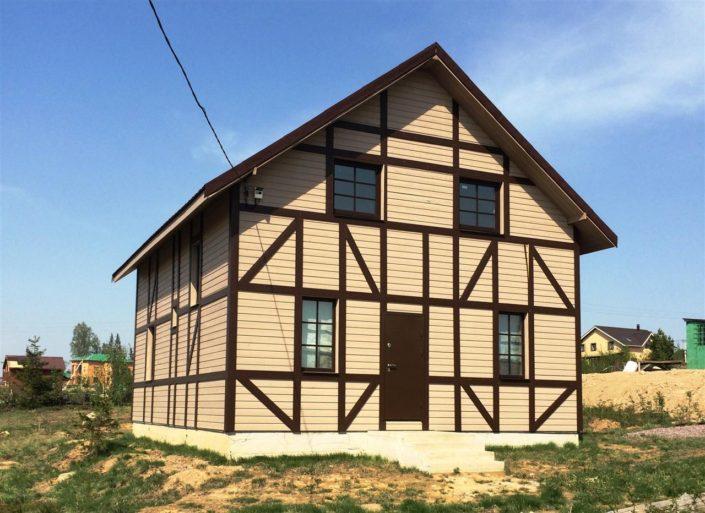 Агалатово, Гранит, построен за 2 150 000 руб