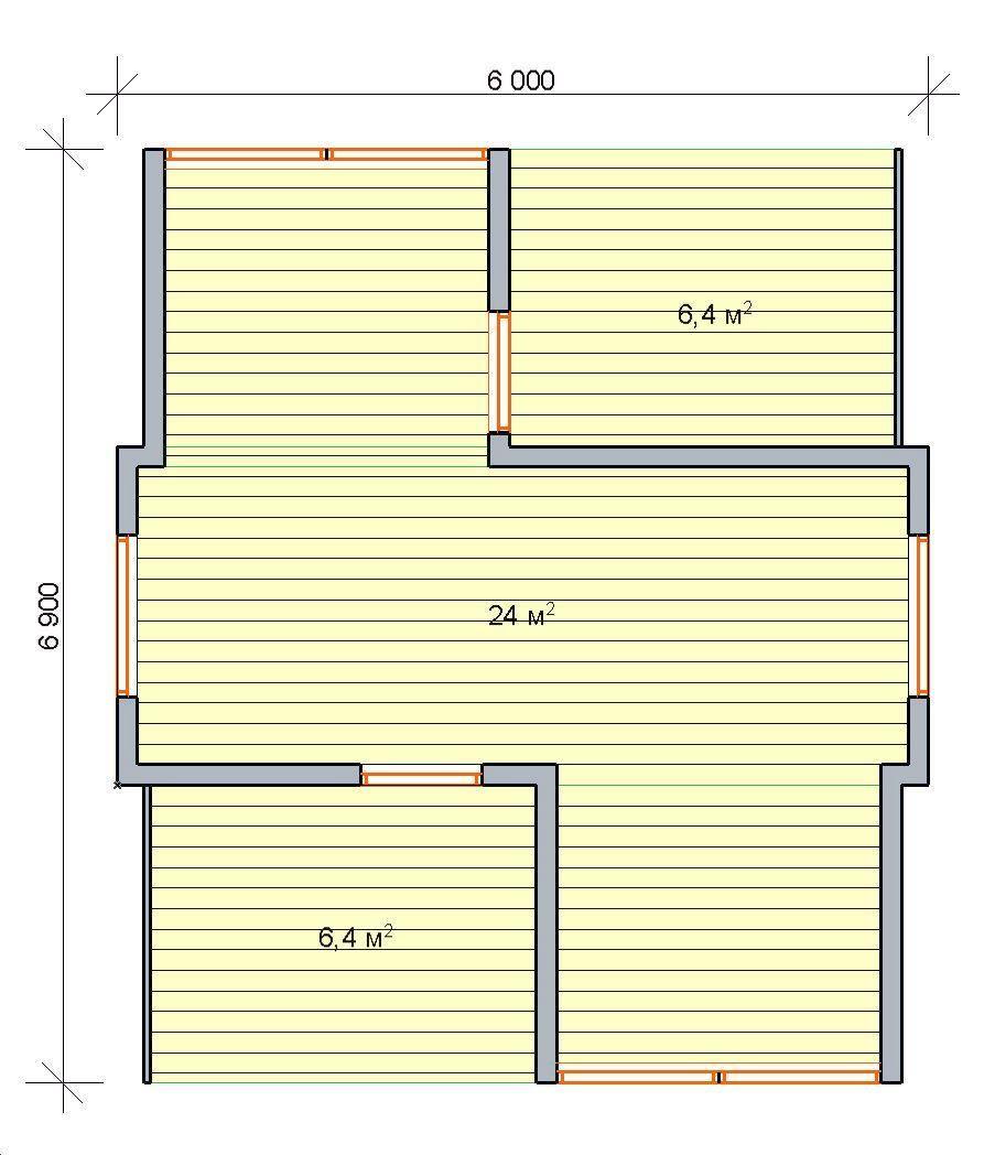 Современный модульный дом