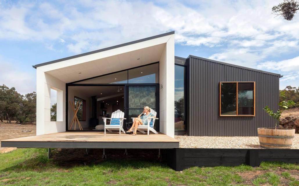 проекты домов в стиле минимализм