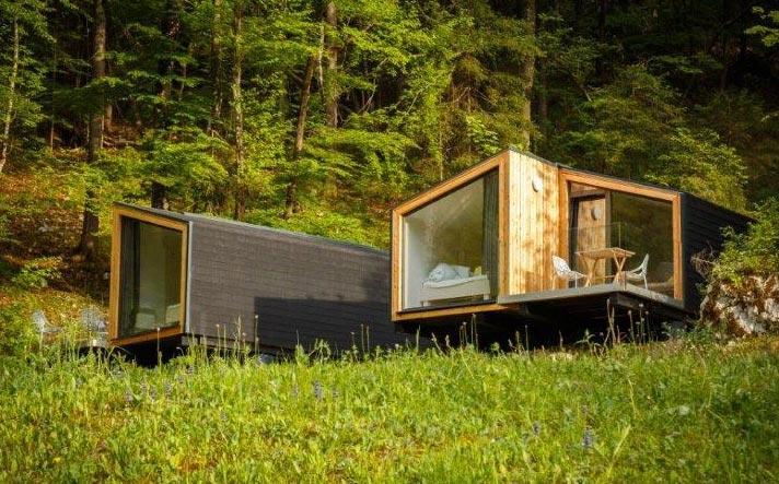 Модульный дом строительство