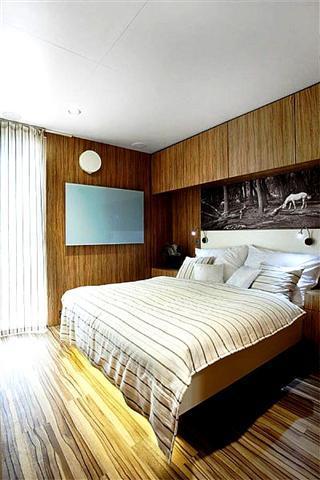 Модульный дом - спальня
