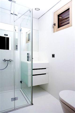 Модульный дом - ванна