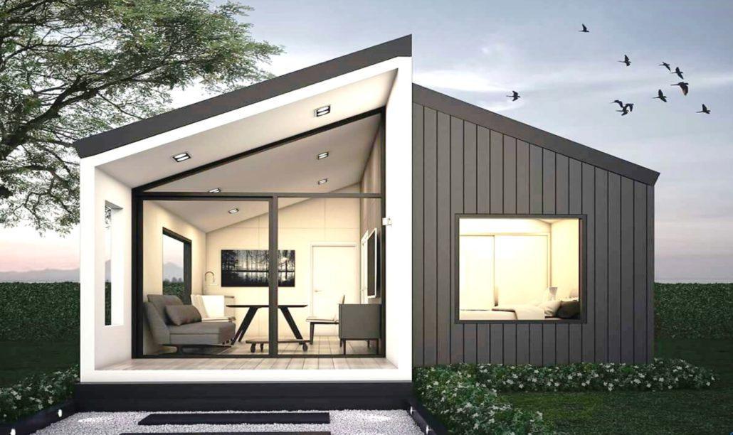 Строительство небольшого дачного дома