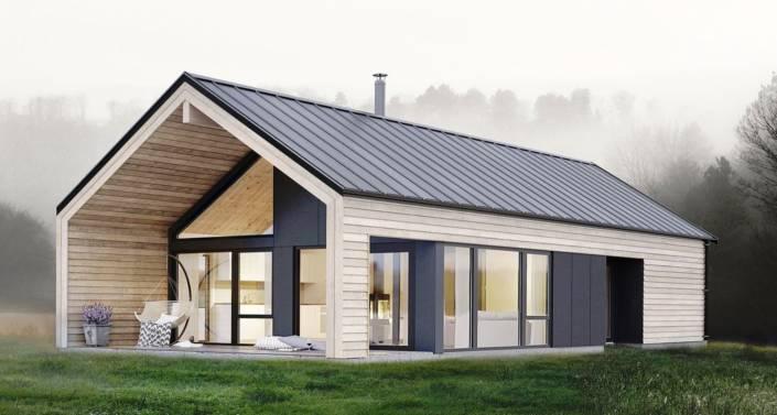 Каркасные дома для постоянного проживанияСПб