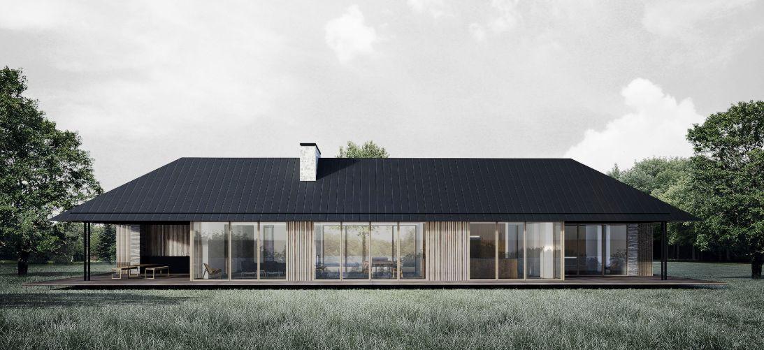 Каркасные дома проекты