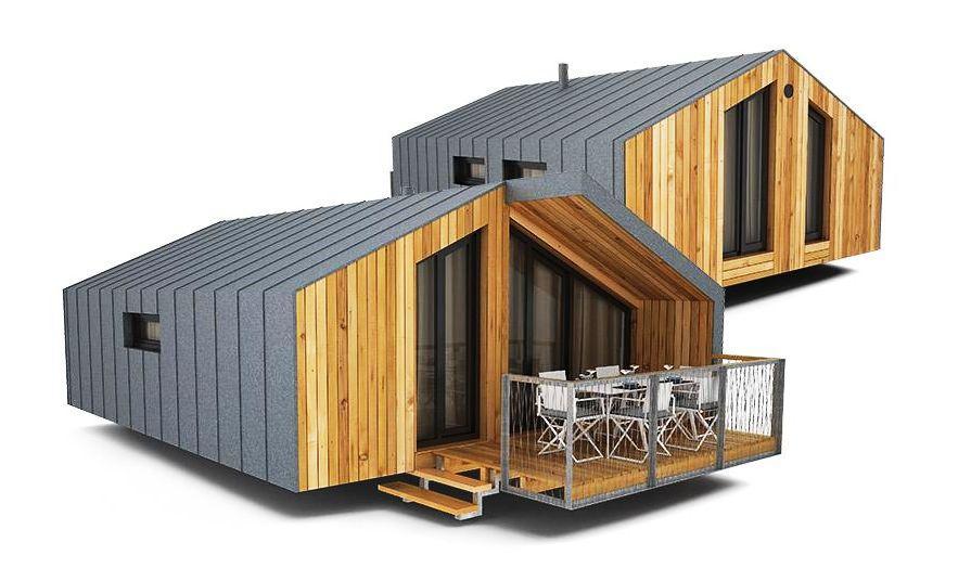 Модульный дом Лофт