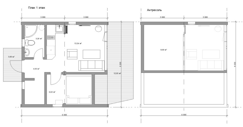 Проект модульного дома СПб