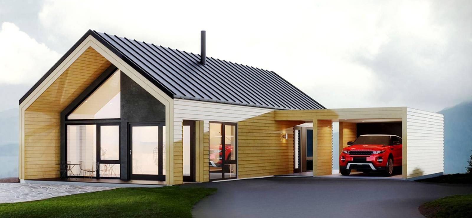 Проект барн хаус