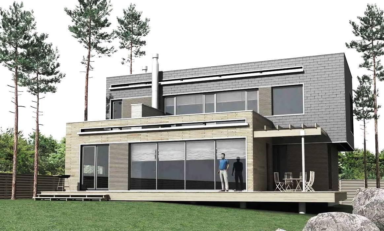Проект дома 220