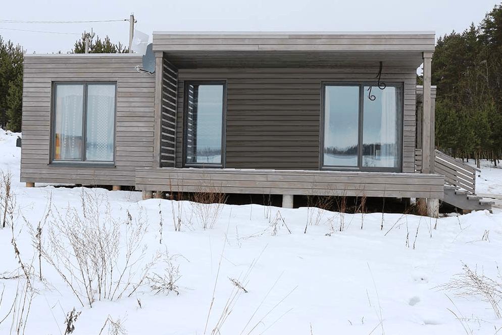 Модульные дома в СПб